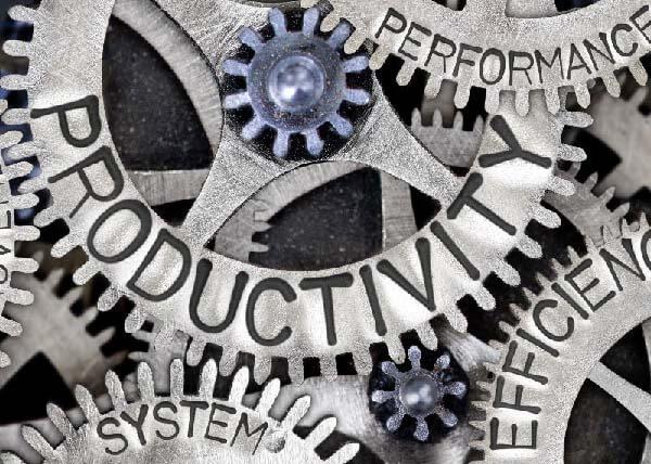Aumento della Produttività