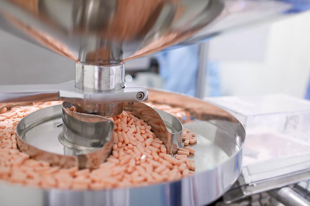 Software MES per l'industria farmaceutica - Tiny-MES - Aumento della qualità