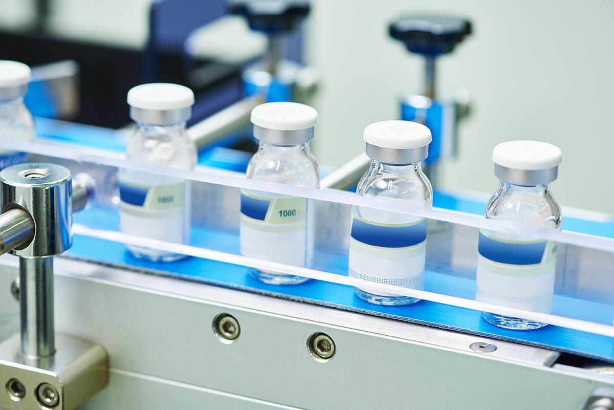 Integrazione con i sistemi già presenti in azienda - software MES Tiny-MES - Industria Farmaceutica